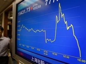 Украинские компании дешевеют на мировых площадках