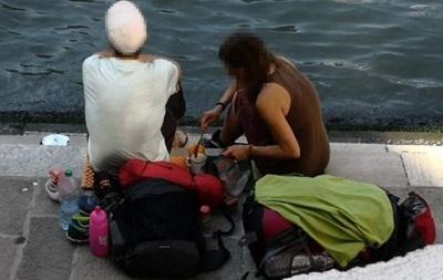 У Венеції туристів оштрафували на 950 євро за каву на мосту