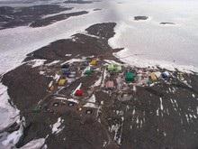 Над Антарктидой существенно увеличилась озоновая дыра
