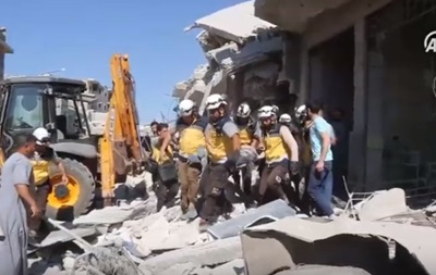 Reuters: Росія завдала авіаударів по Сирії, є жертви