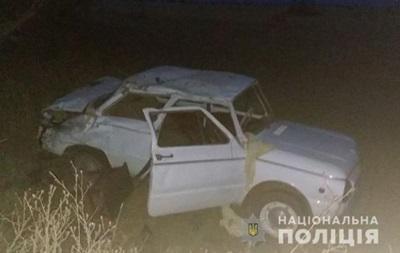В Николаевской области перевернулся Запорожец: шесть пострадавших