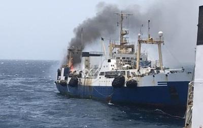 Украинский траулер затонул у берегов Мавритании: есть погибшие