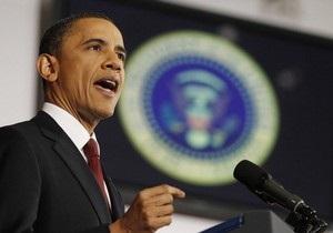 Обама: Мы остановили смертоносное наступление Каддафи
