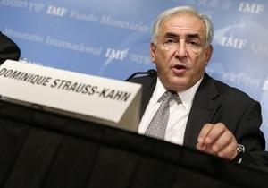 Глава МВФ назвал главные угрозы восстановления мировой экономики