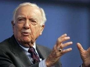Умер знаменитый диктор Уолтер Кронкайт, которому  больше всего доверяют американцы