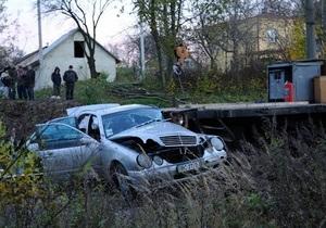 ГАИ: В ДТП на ж/д переезде под Львовом виновен водитель автомобиля