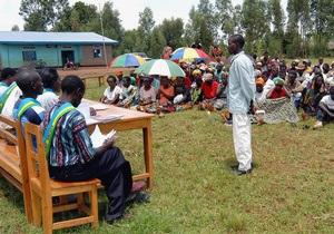В Руанде прекратили работу народных судов по геноциду