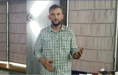 Нападение на Порошенко: участник инцидента записал обращение