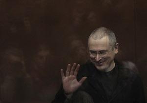 Ходорковского и Лебедева приговорили к 14 годам колонии общего режима