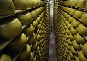 Россия сегодня начинает проверку украинских производителей сыров