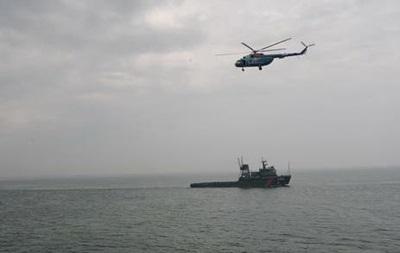 Іранський корабель затонув у водах Азербайджану
