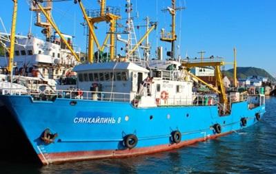 КНДР відпустила затримане російське судно