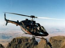 В небе над Аризоной столкнулись два вертолета