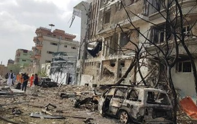 В Кабуле в офисе одной из партий прогремел взрыв: погибли 20 человек