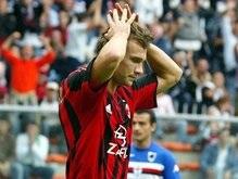 Шевченко вновь зовут в Милан