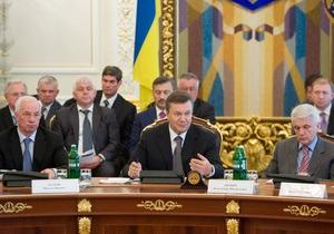 Оппозиция обвинила Януковича, Литвина и Азарова в организации массовой драки в парламенте