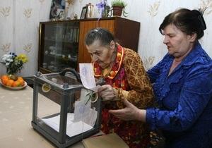 ЦИК обнародовал данные с 207 округов: явка на выборах составила 69%