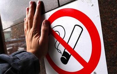 В Киеве оштрафовали более четырех тысячи курильщиков
