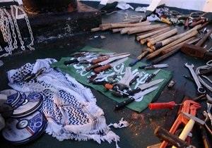 Reuters уличили в искажении фотографий с Флотилии свободы