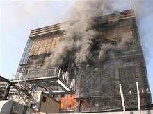 Взрыв на химзаводе в Китае: погибло 5 человек
