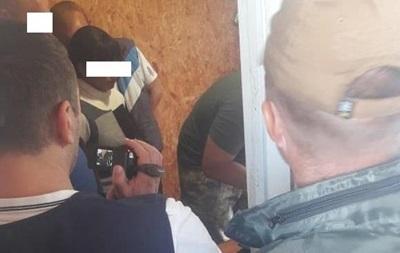 Украинец пытался вывезти ребенка в Россию