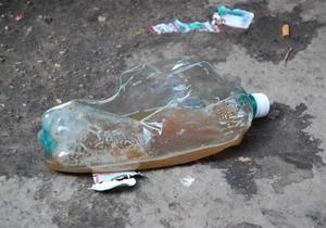 Запорожская милиция подтвердила, что в урне взорвался забродивший квас