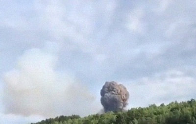 Граждан  Ачинска просят подготовиться кэвакуации из-за взрывов наскладе боеприпасов