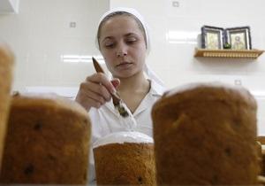 В Украине приготовят крупнейшую в православном мире паску