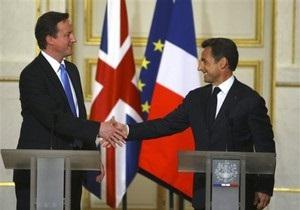 Британия и Франция будут вместе разрабатывать ядерное оружие