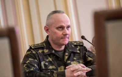 Хомчак: Резерви ЗСУ в стані боєготовності