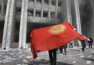 Сторонники Бакиева захватили кабинет губернатора одной из южных областей Кыргызстана