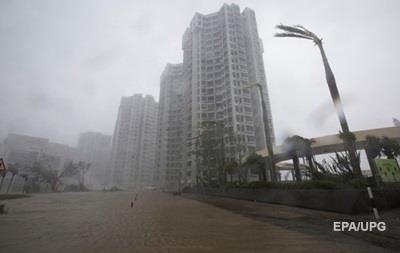 Супертайфун надвигается на Китай