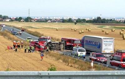 У ДТП в Чехії загинули двоє українців
