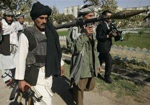 В одном из афганских городов полиция в полном составе перешла на сторону талибов