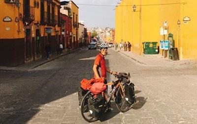 Японець, який хотів об їхати світ на велосипеді, загинув у Перу