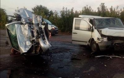 ДТП на Сумщине: три человека погибли, еще двое травмированы