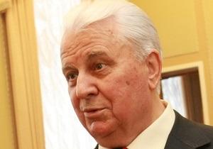 Кравчук попросил не открывать музей его имени