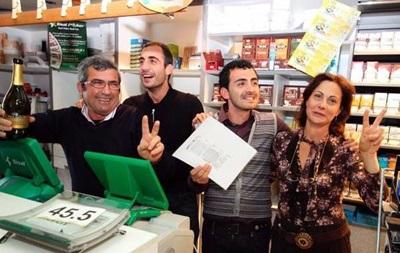 В Італії розігрують 209 мільйонів євро