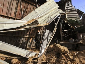 Израильская авиация нанесла удар по Газе: 18 палестинцев ранены