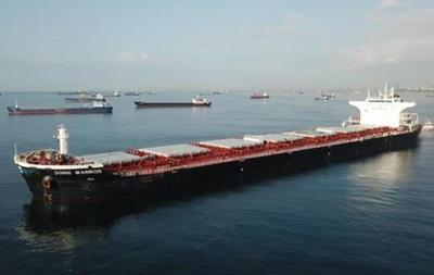 Біля берегів Туреччини аварія з судном, що йшло зі США в Україну