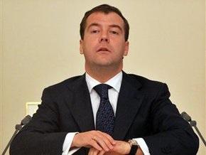Медведев предложил сократить число часовых поясов