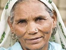 70-летння жительница Индии родила двойню