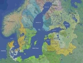 В Балтийском море затонуло рыболовецкое судно