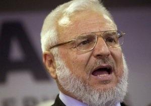 Израиль арестовал спикера парламента Палестины
