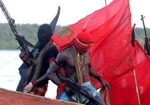 Украинским морякам удалось отразить атаку сомалийских пиратов