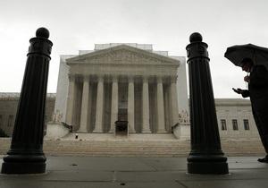 Верховный суд США запретил патентовать гены