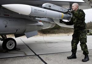 Генсек НАТО считает, что Евросоюзу не нужна собственная армия