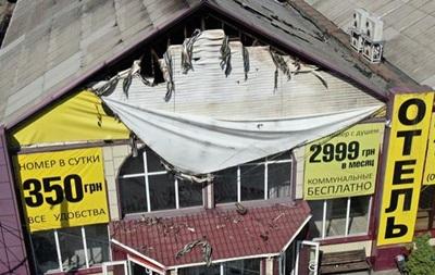 Пожар в Одессе: стали известны подробности