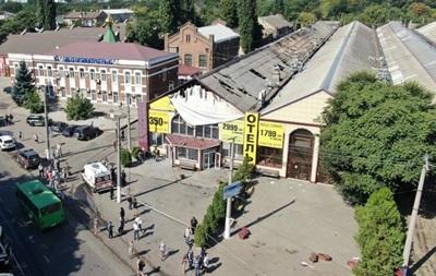 Увеличилось число жертв пожара в Одессе