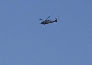 Авария вертолета в Афганистане: США заявляют о технической неполадке, талибы - об успешной атаке
